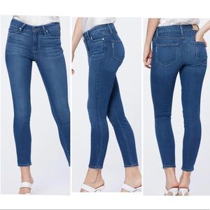 PAIGE HOXTON ANKLE Skinny Jeans 26